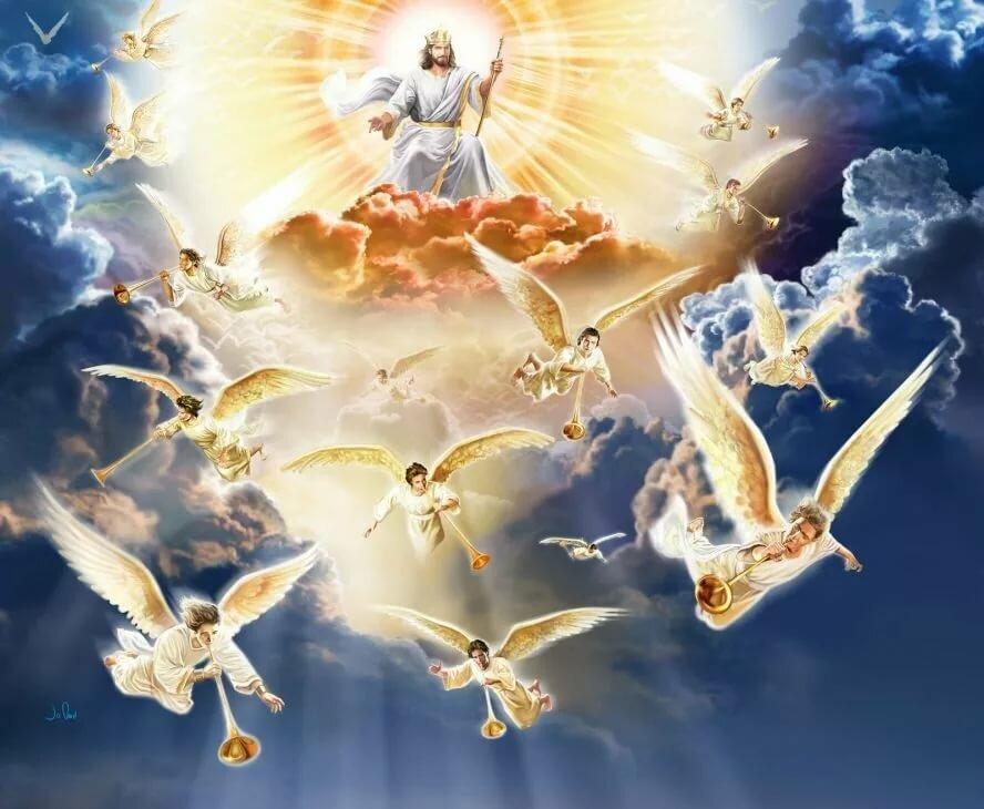разберем, господь ангел картинка представляем
