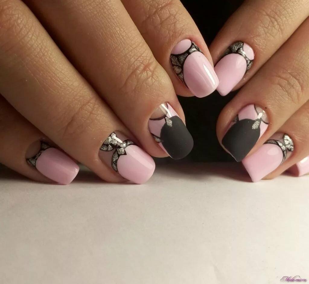 Картинки с интересным дизайном ногтей