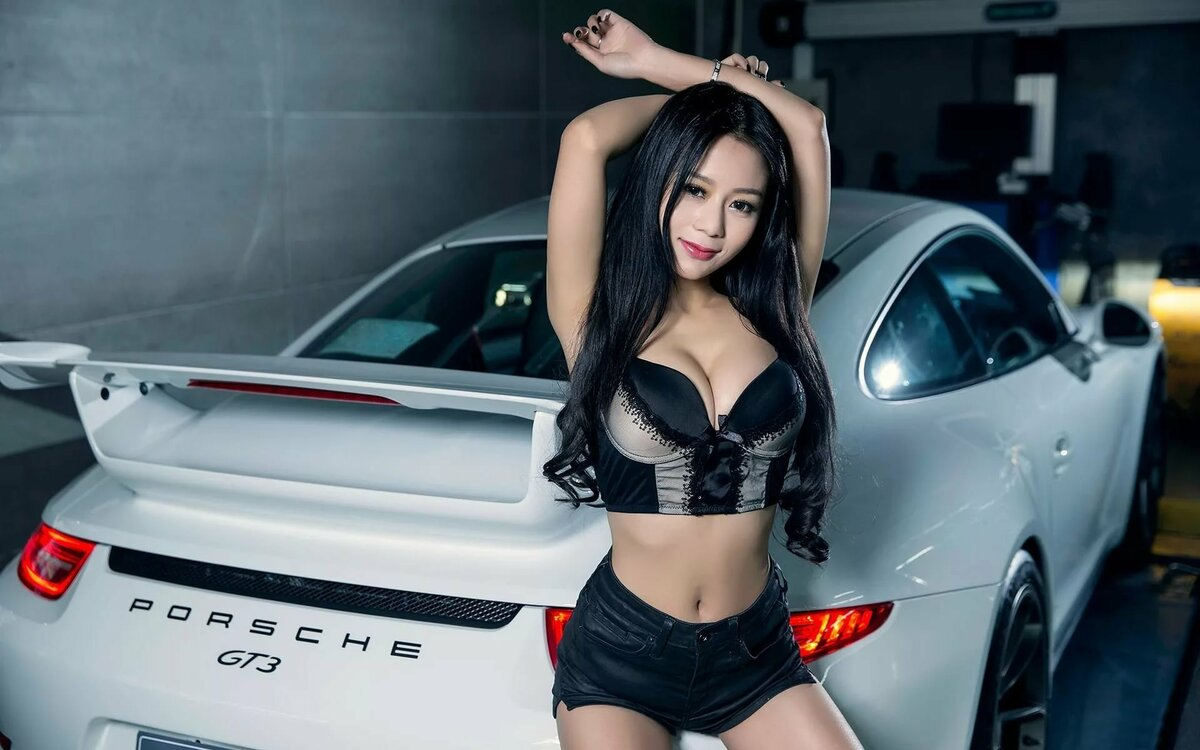 Tokyo drift asian girl nude