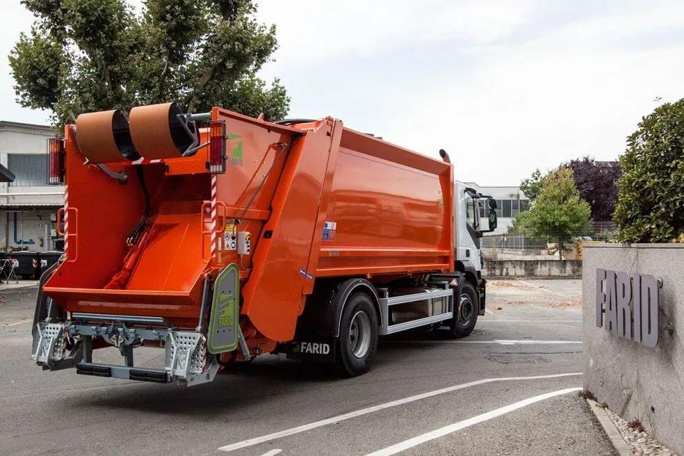 этого фото машины мусоровоза таком случае