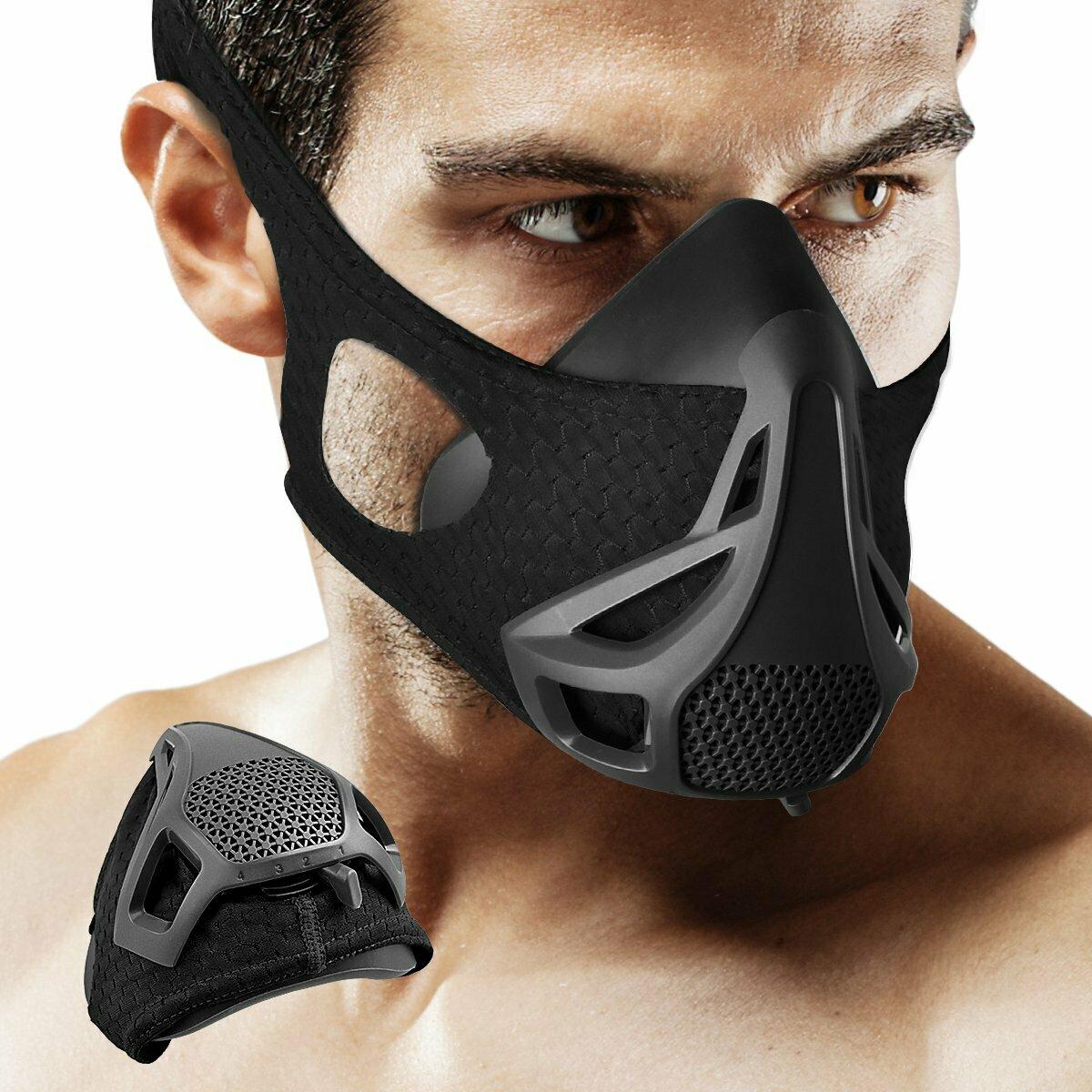 Аэробная тренировочная маска в Николаеве