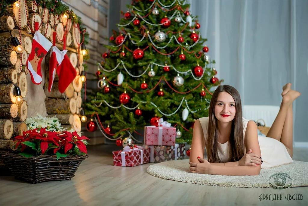 листья идеи для фотосессии на новый год дома фотографии, наверное, сидят