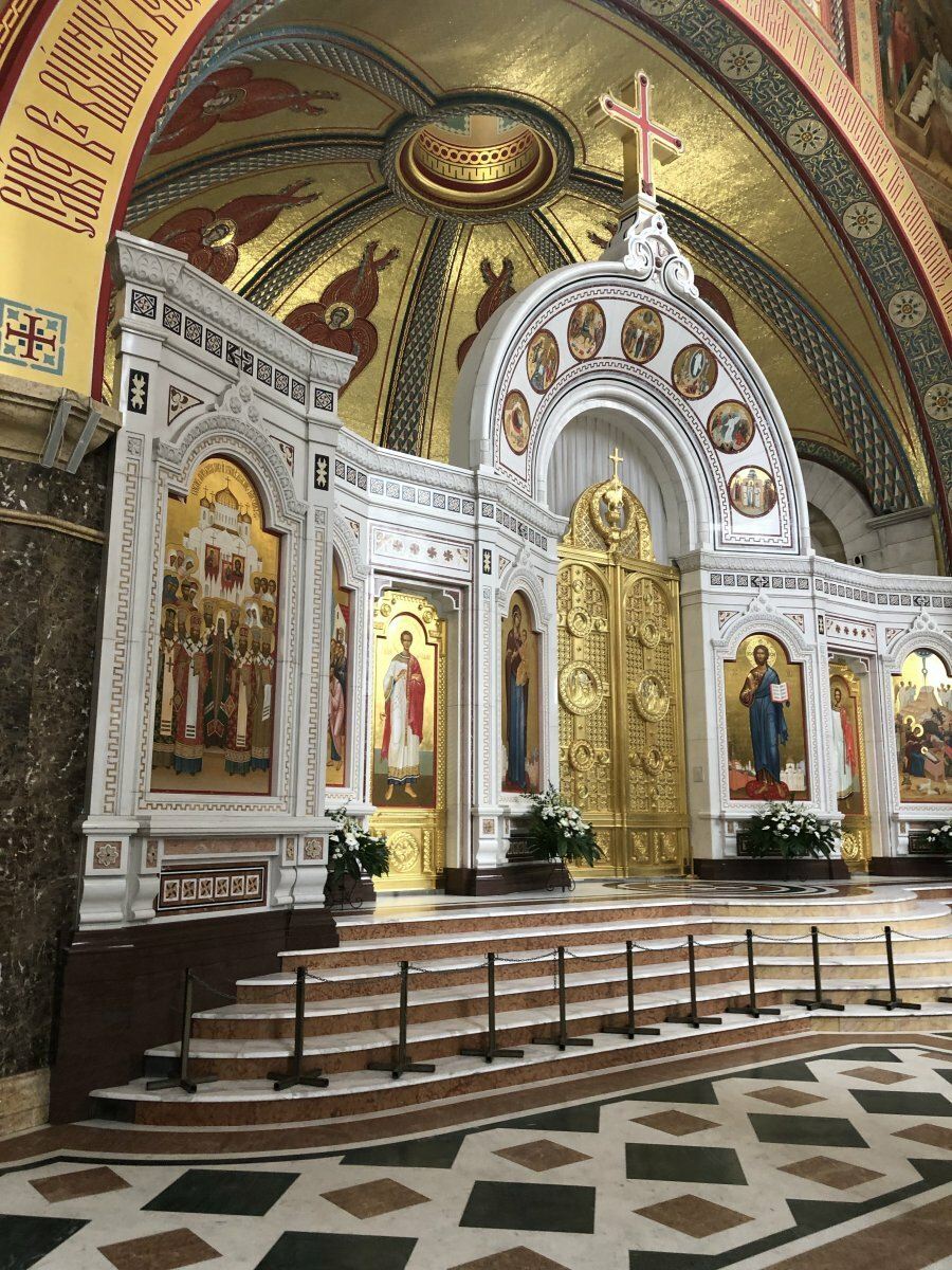 Картинки храма христа спасителя в калининграде, новым