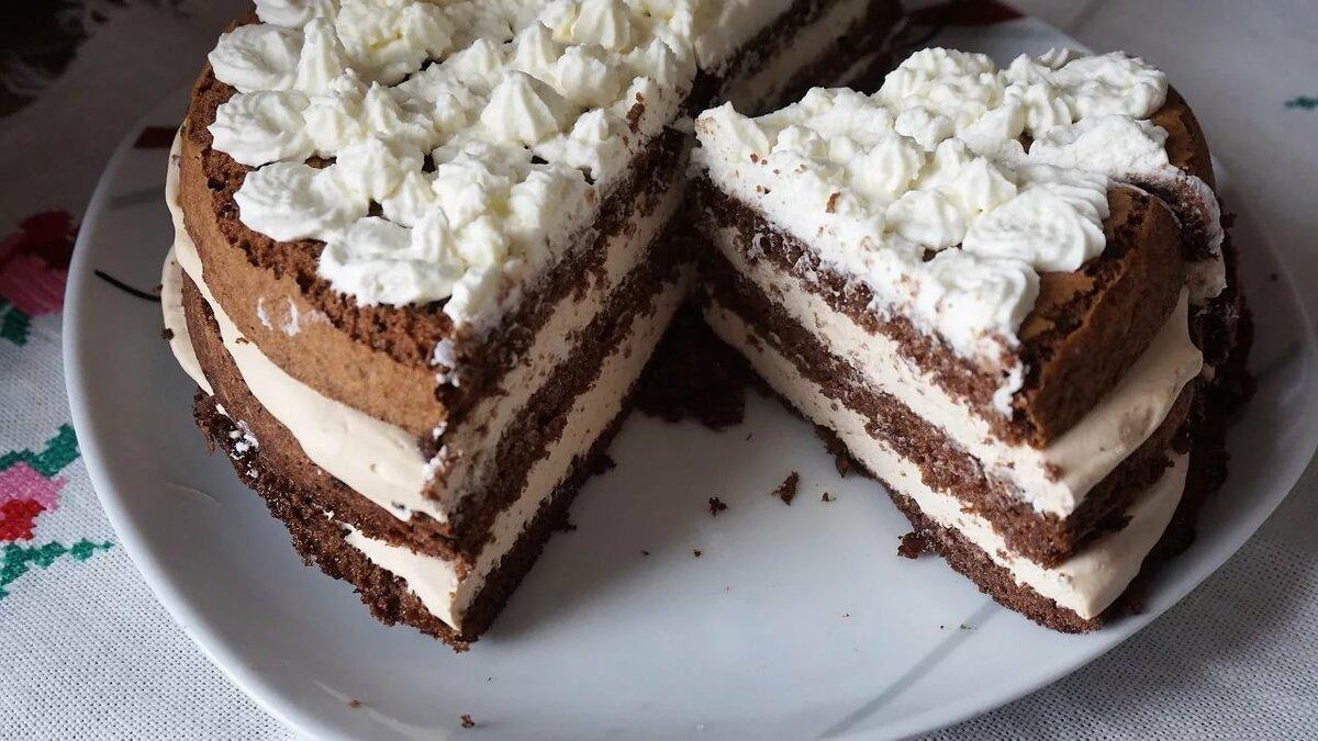 романтика торт мечта хозяйки рецепт с фото пошагово самая длинная