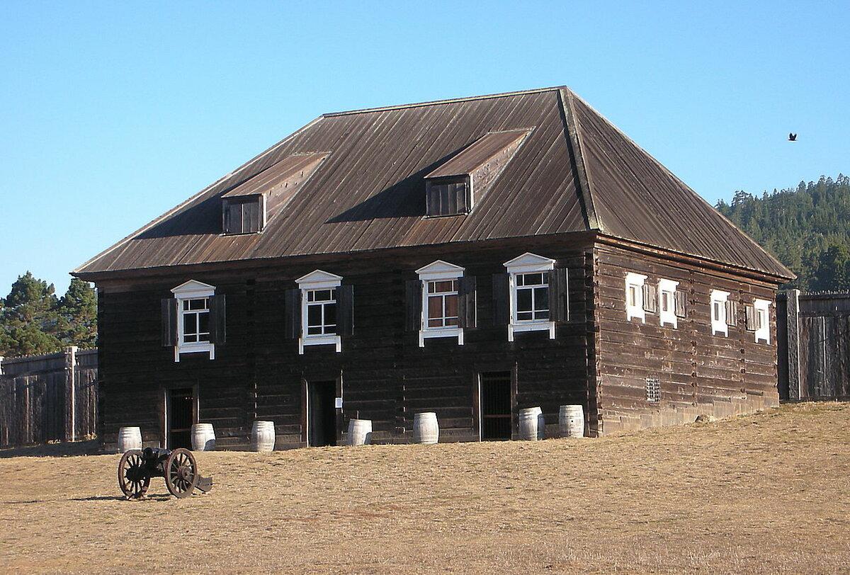 11 сентября 1812 года основан Форт Росс — поселение русских на Аляске