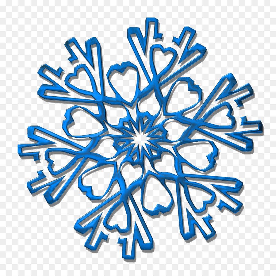 Картинки на прозрачном фоне снежинки