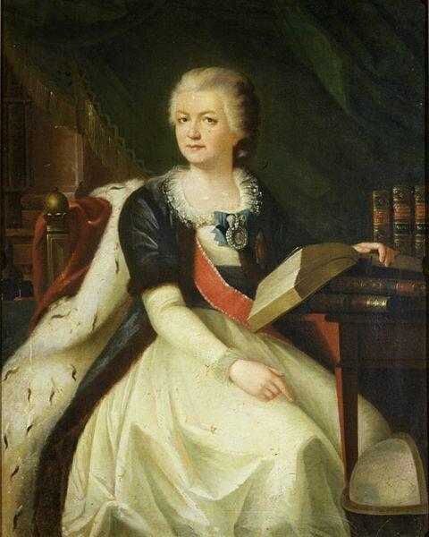 11 октября 1783 года вПетербурге основана Российская академия