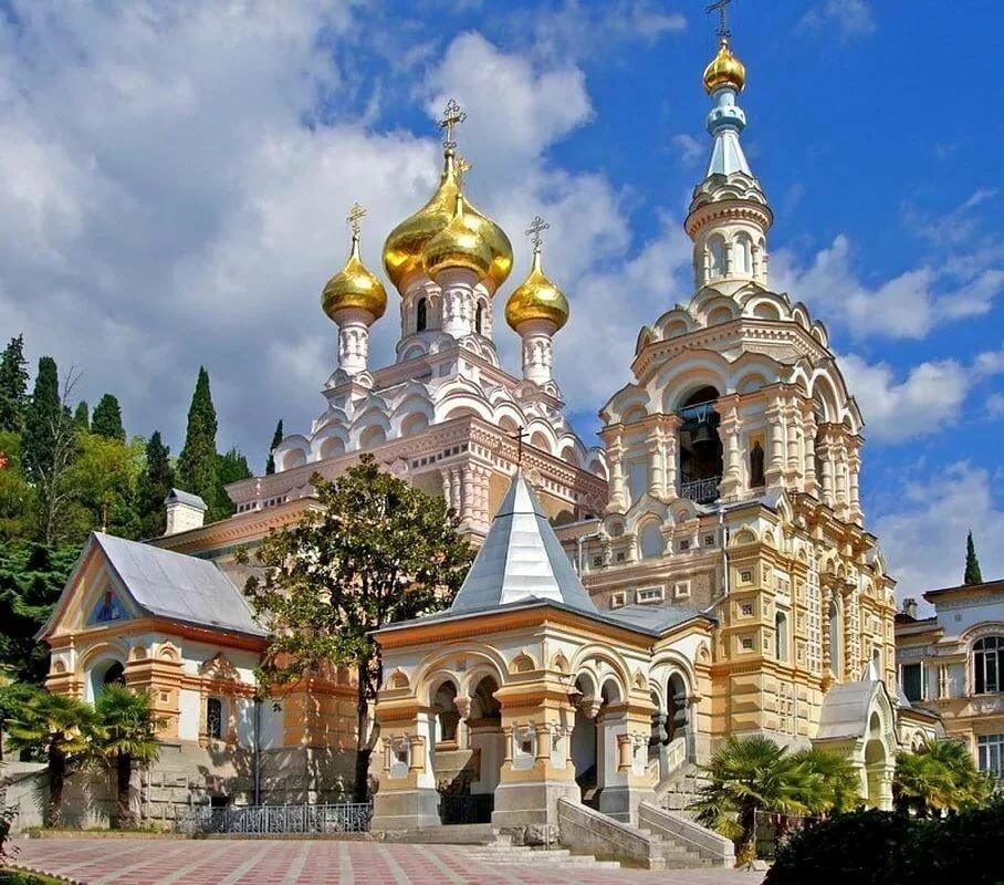 Храмы в россии фото