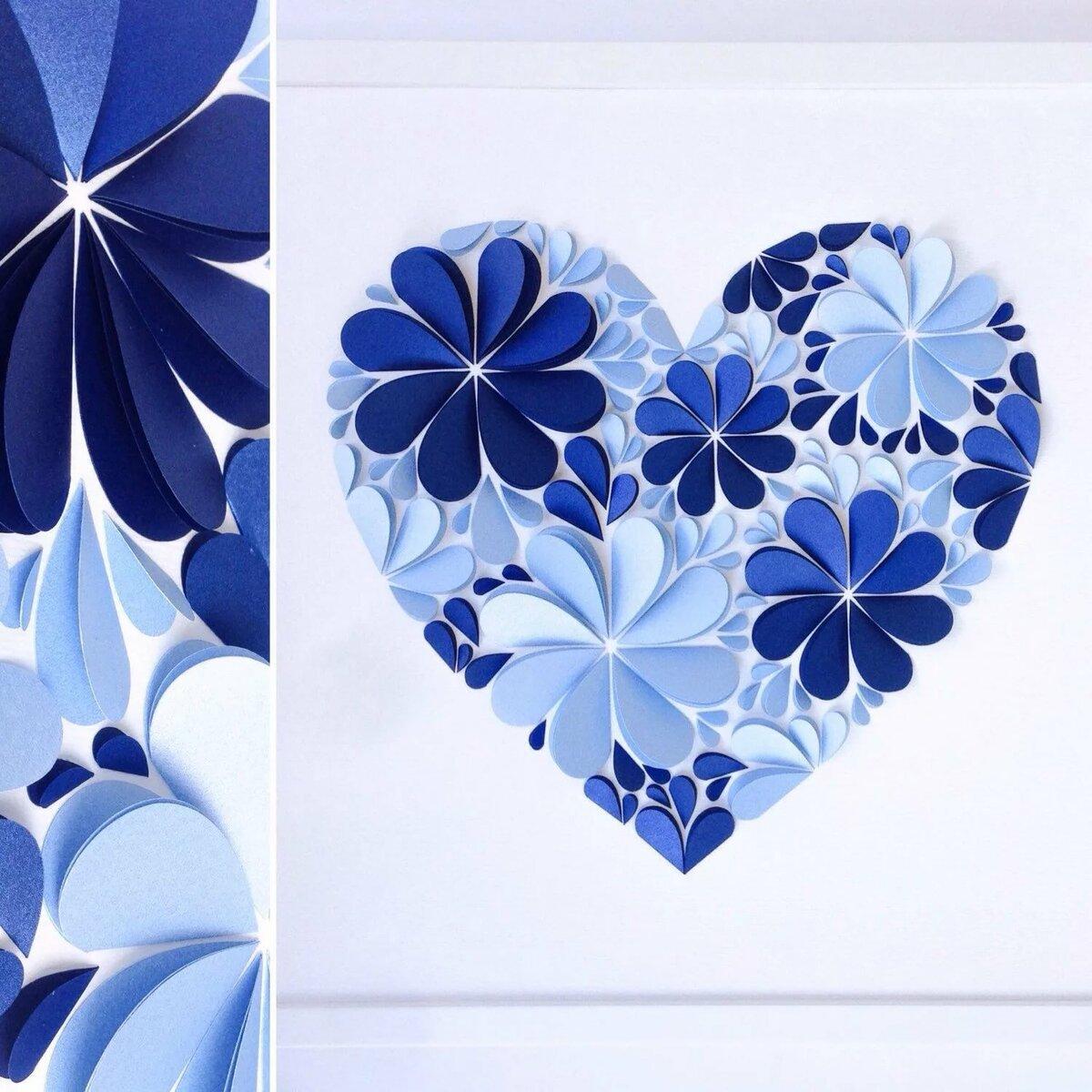 задания открытка сердечко с цветами из бумаги своими руками приготовить сочный