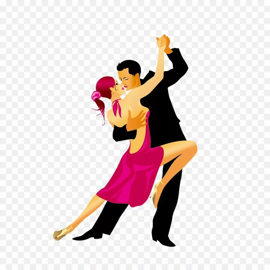 Анимационные картинки латиноамериканских танцев