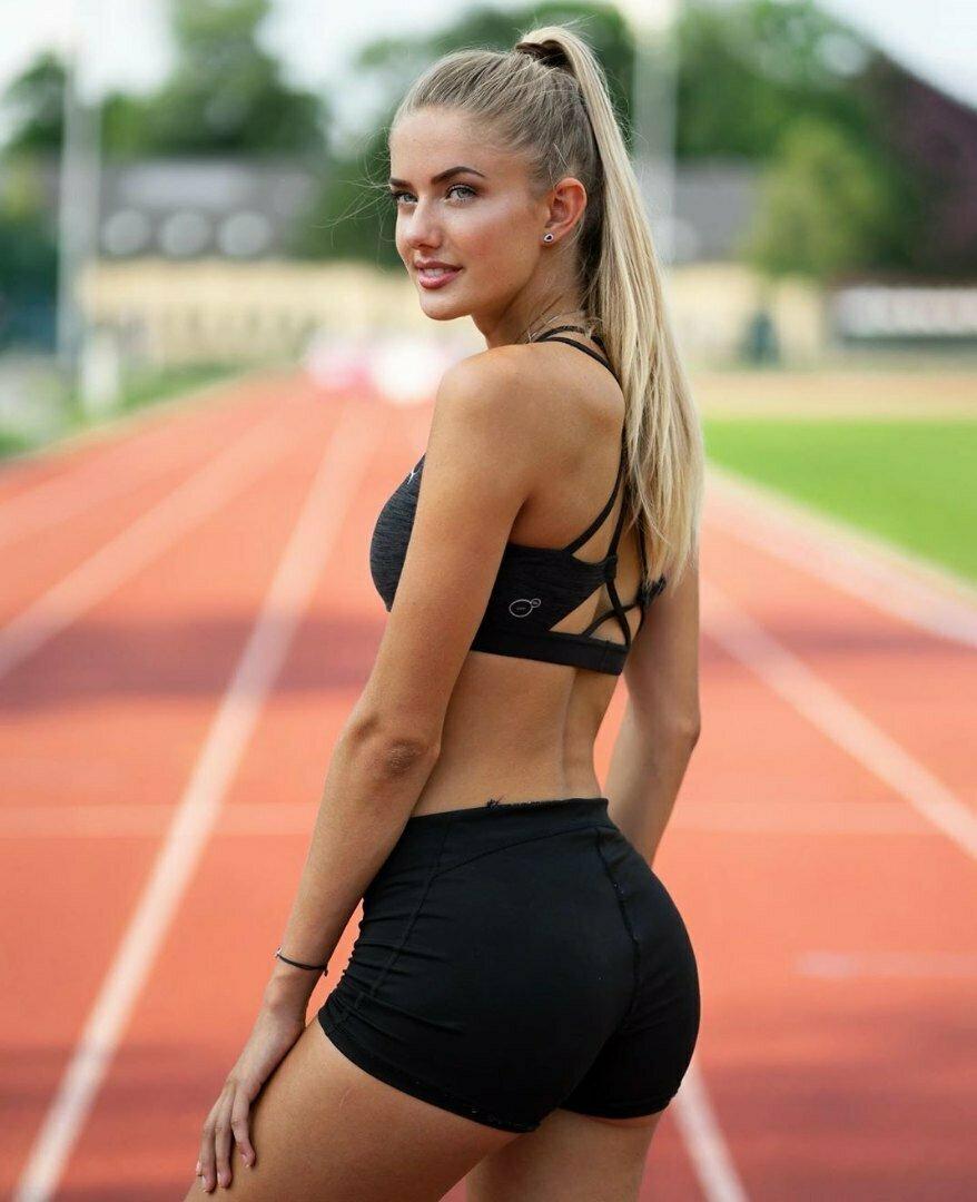 Девушки красивые спортсменки картинки