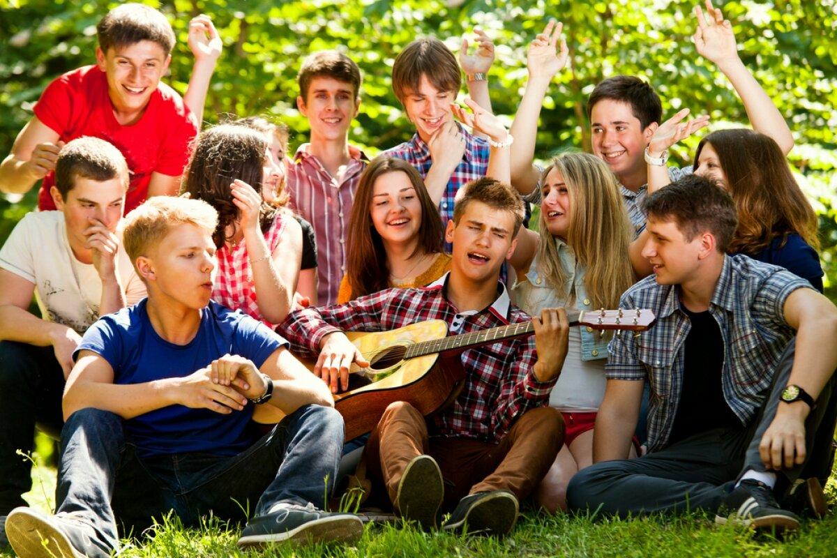 всех фото молодежи