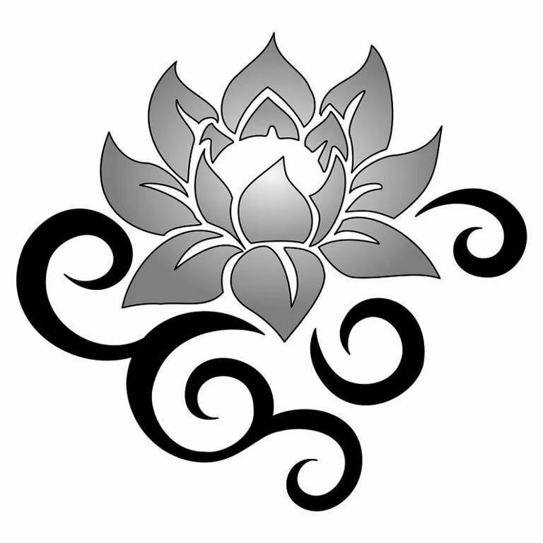 рисунки и картинки символами цветок прекрасно смотрятся целом