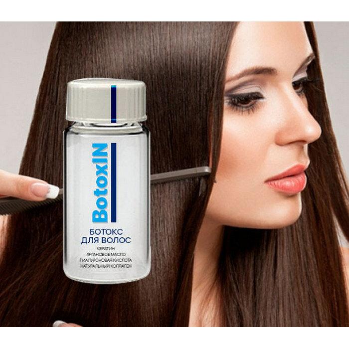 BotoxIN - ботокс для волос во Владивостоке