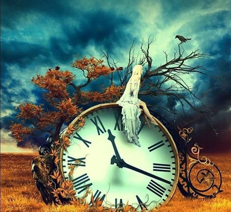 Картинки время бежит