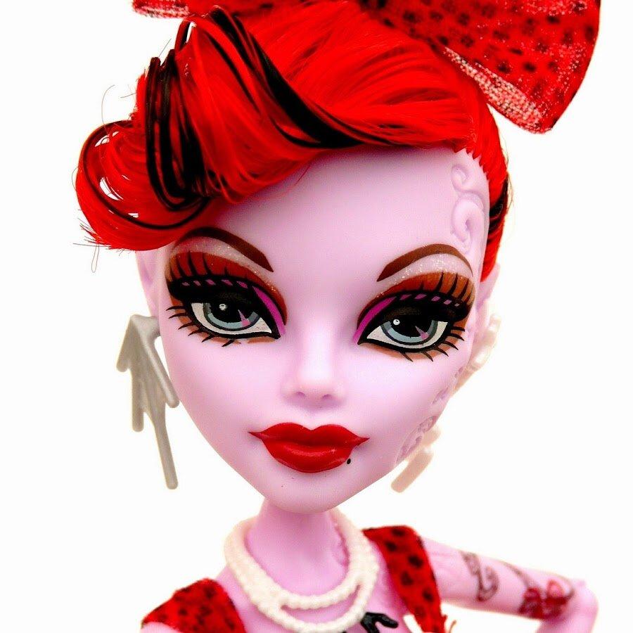 Картинки куклы монстер хай оперетта