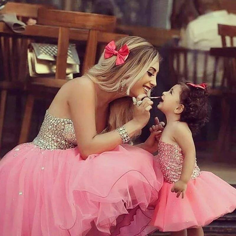 Картинки мама и дочки красивые, для ирины