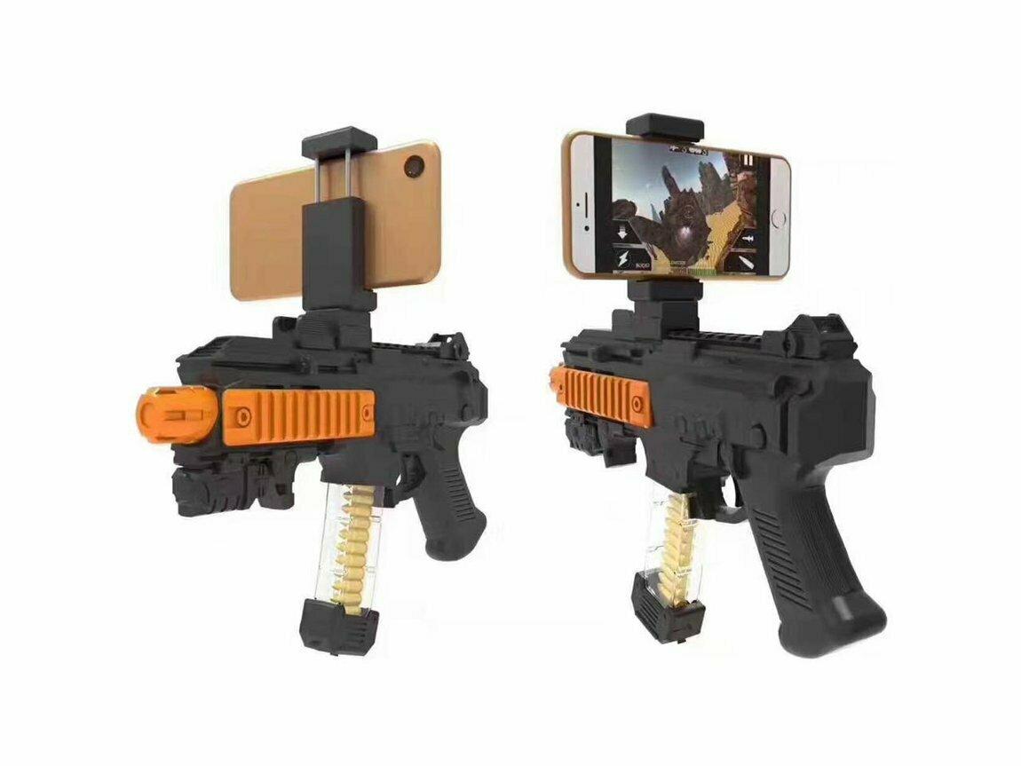 AR Game Gun - автомат дополненной реальности в Краснодаре
