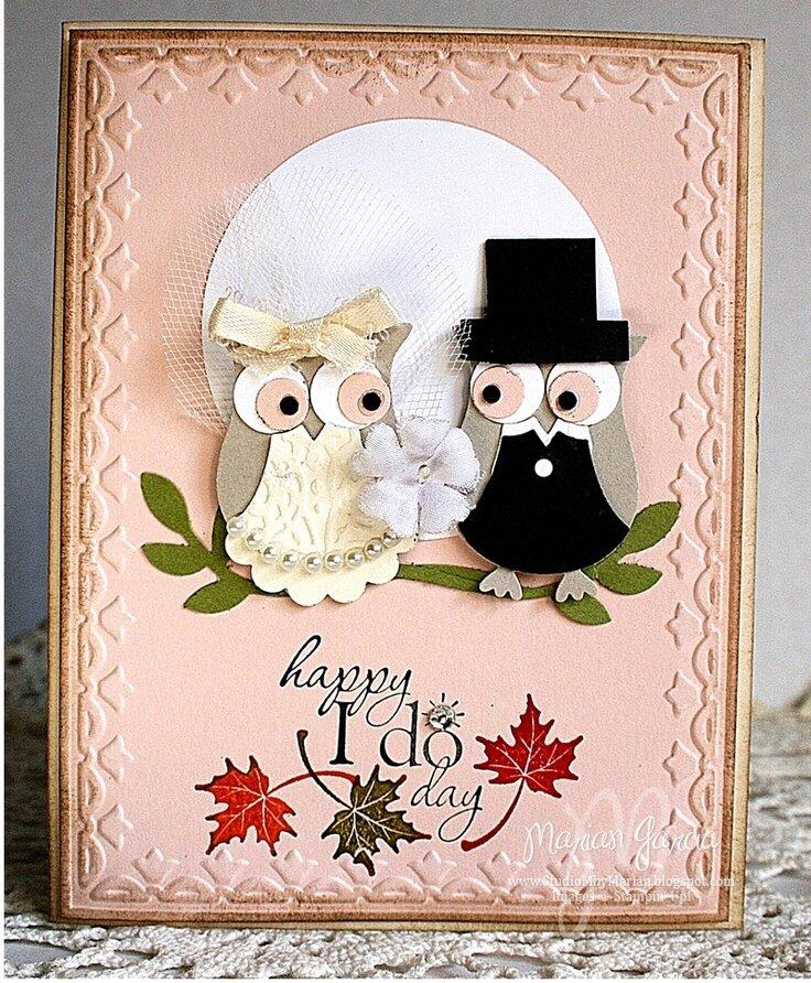 идеи открытки с днем свадьбы своими руками это новейший