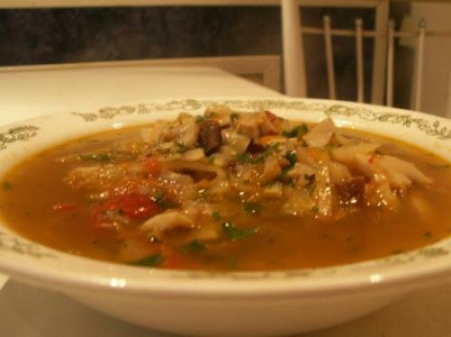 Солянка постная - пошаговый рецепт с фото