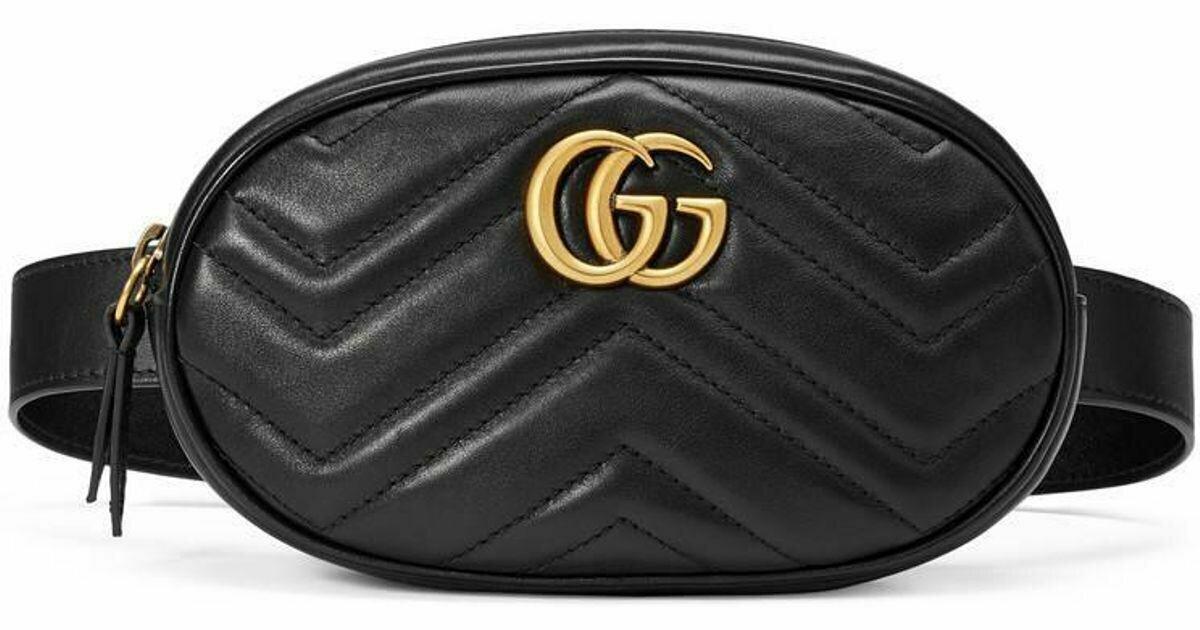 Поясная сумочка GG Marmont
