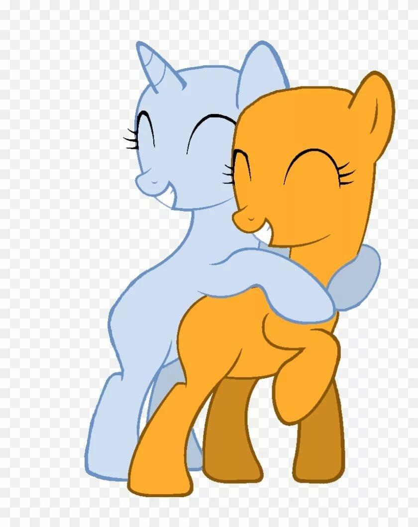 картинки пони манекены две пони сети появились снимки