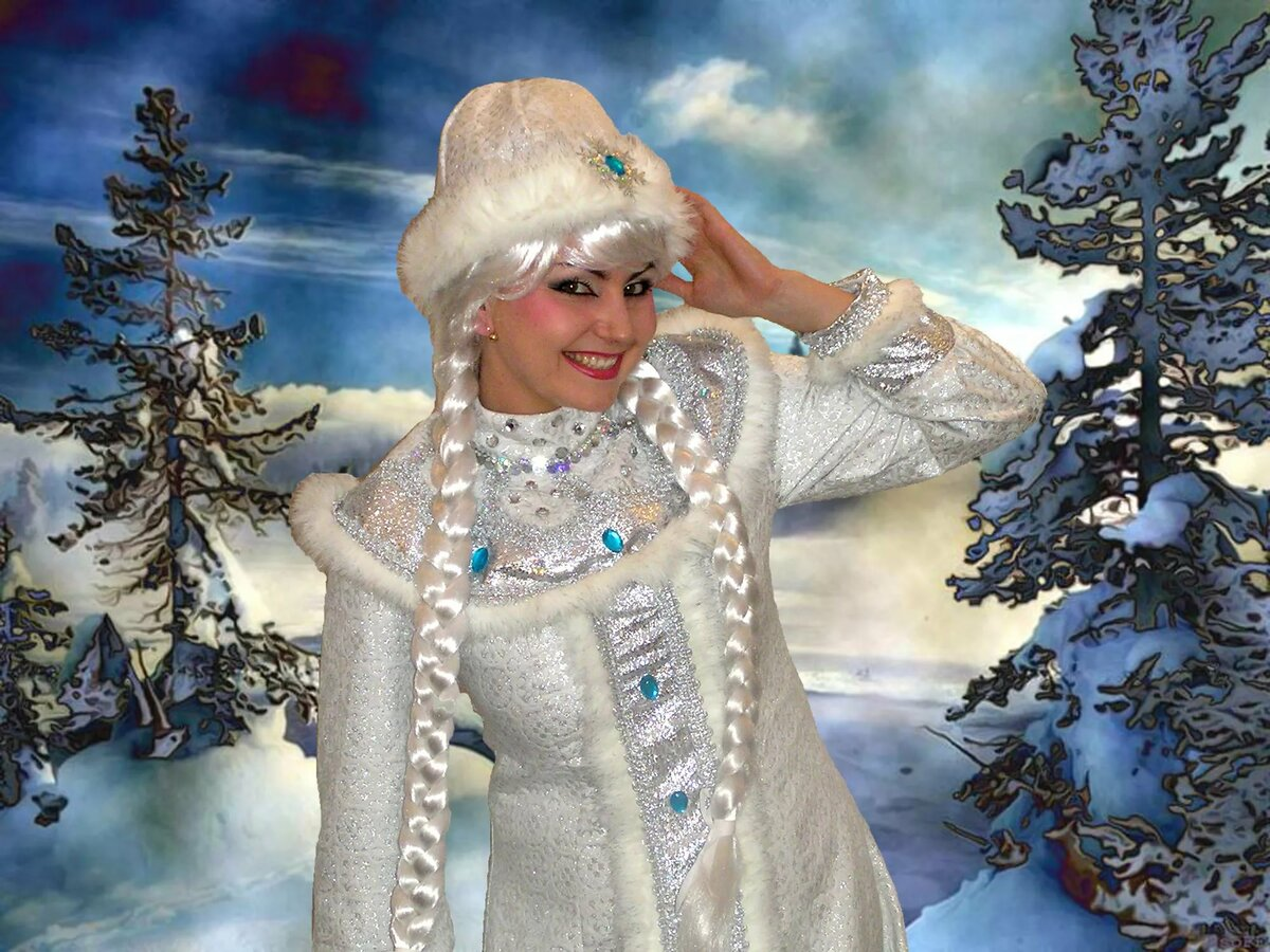 мать снегурочки картинки как новичками