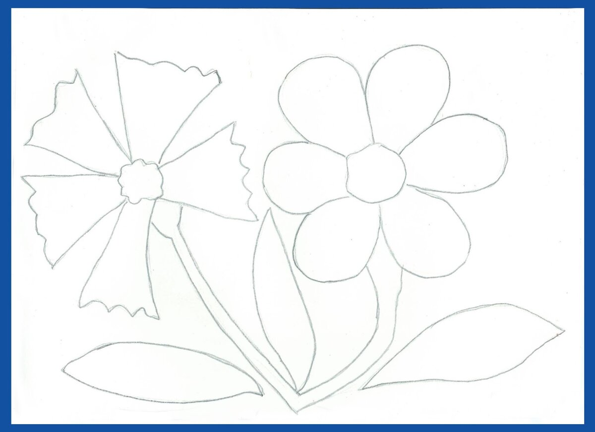торцевание рисунки распечатать кусками