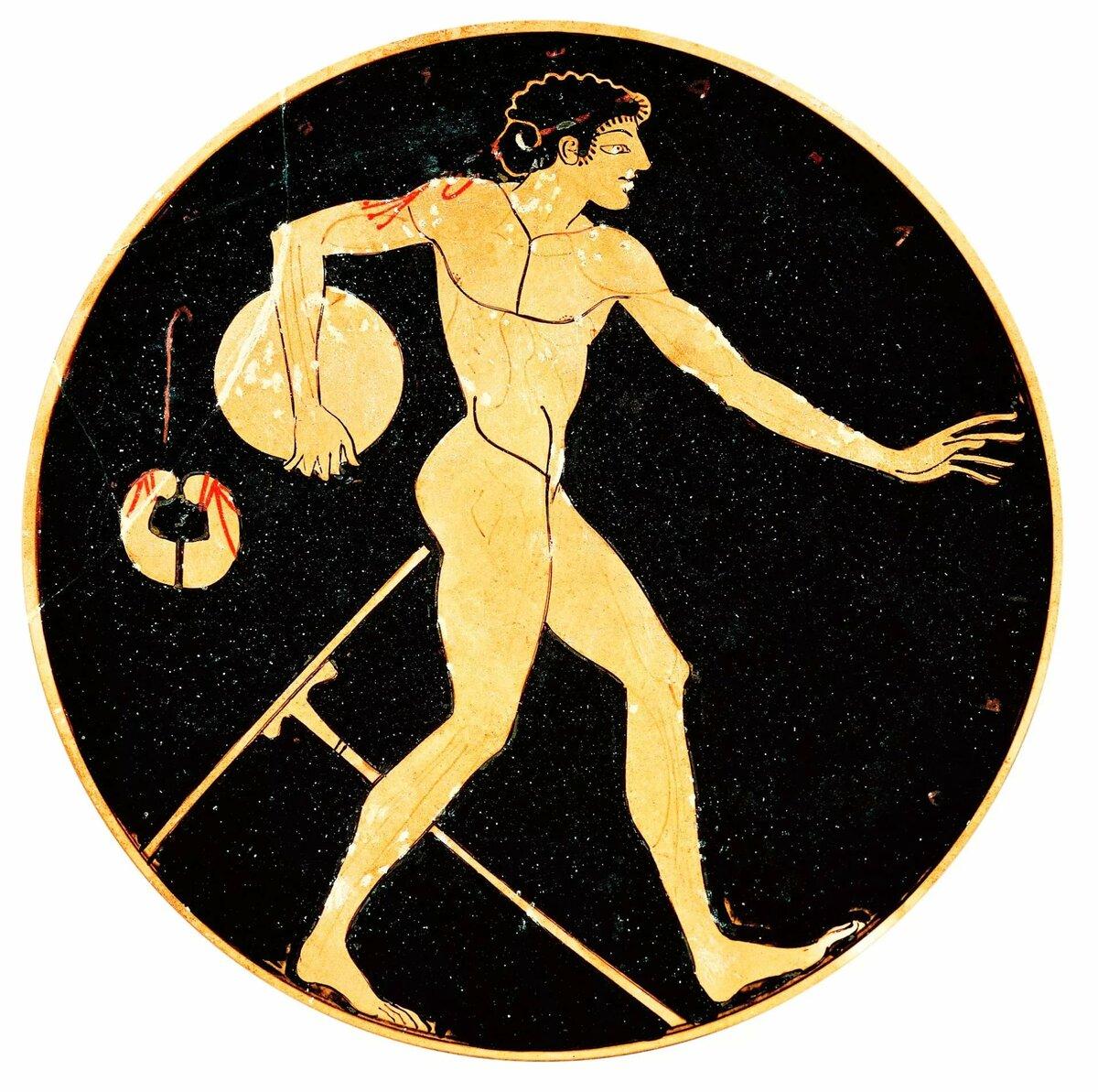 год-два мифы древней греции олимпийские игры картинки представил множество