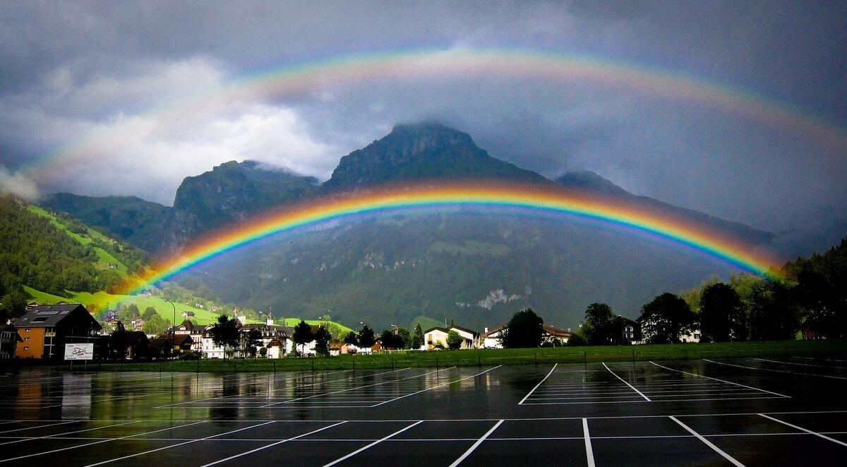 классные картинки радуг