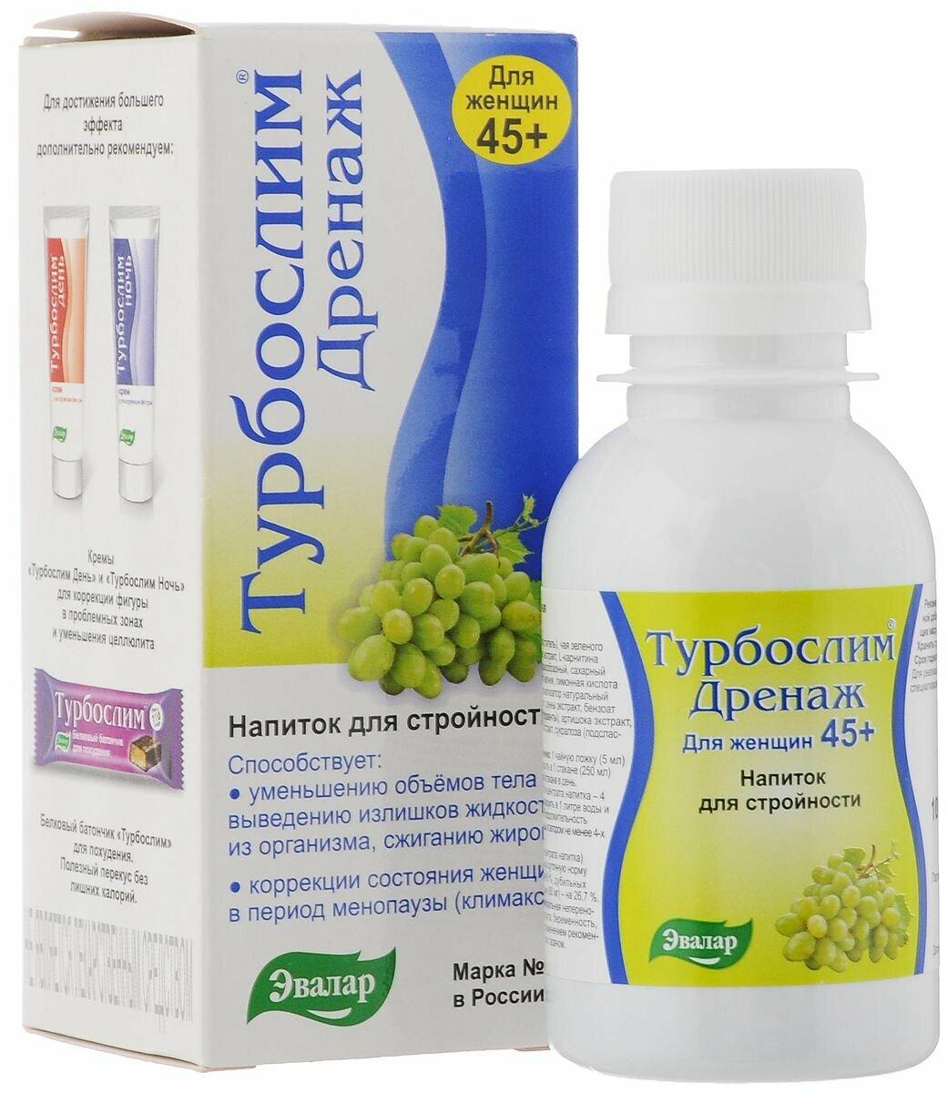 лимфодренажный напиток для похудения