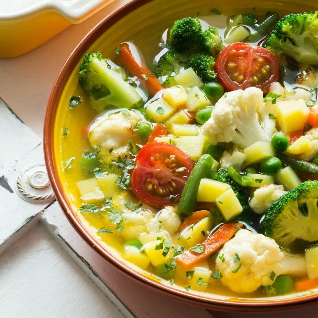 блюда из замороженных овощей рецепты с фото главной
