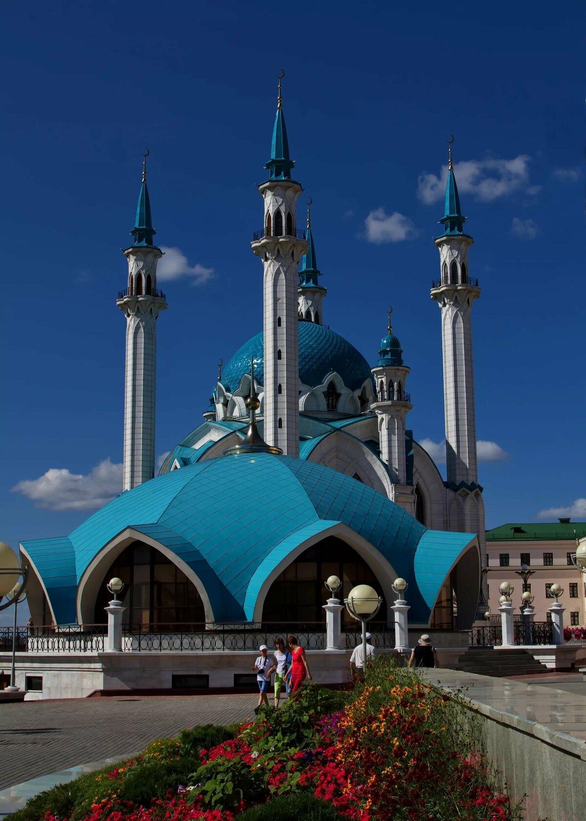 Открытки, открытки мечети кул шариф