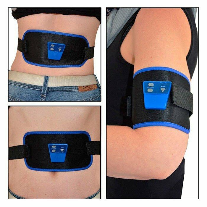 пояс для похудения с электроимпульсами