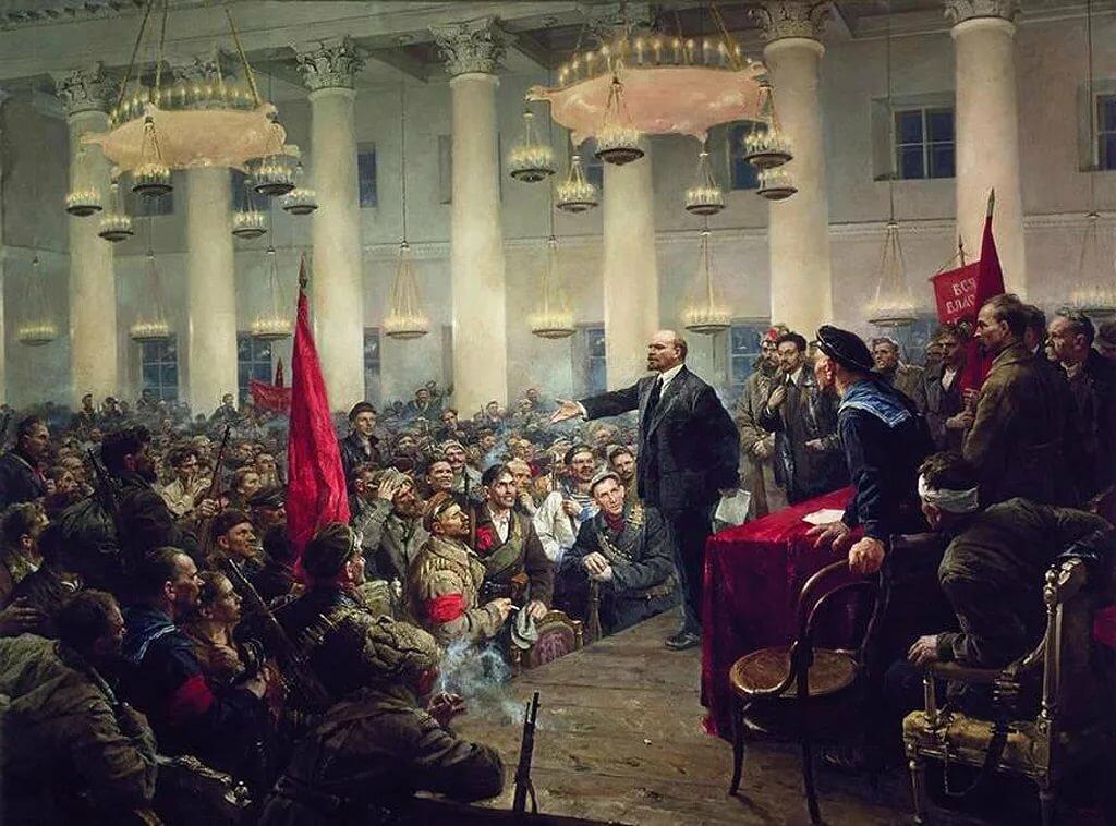 великая российская революция четвертом кольце
