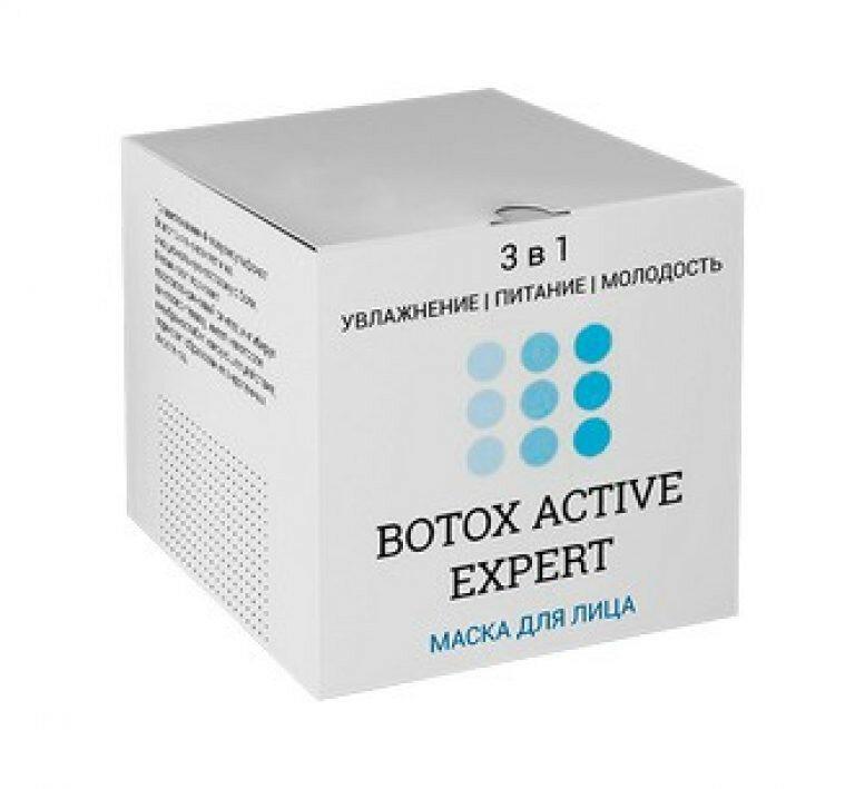 Крем-маска Botox Active Expert в Балашихе