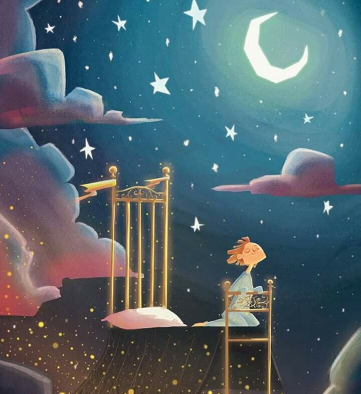 Волшебные сны картинки, надписью