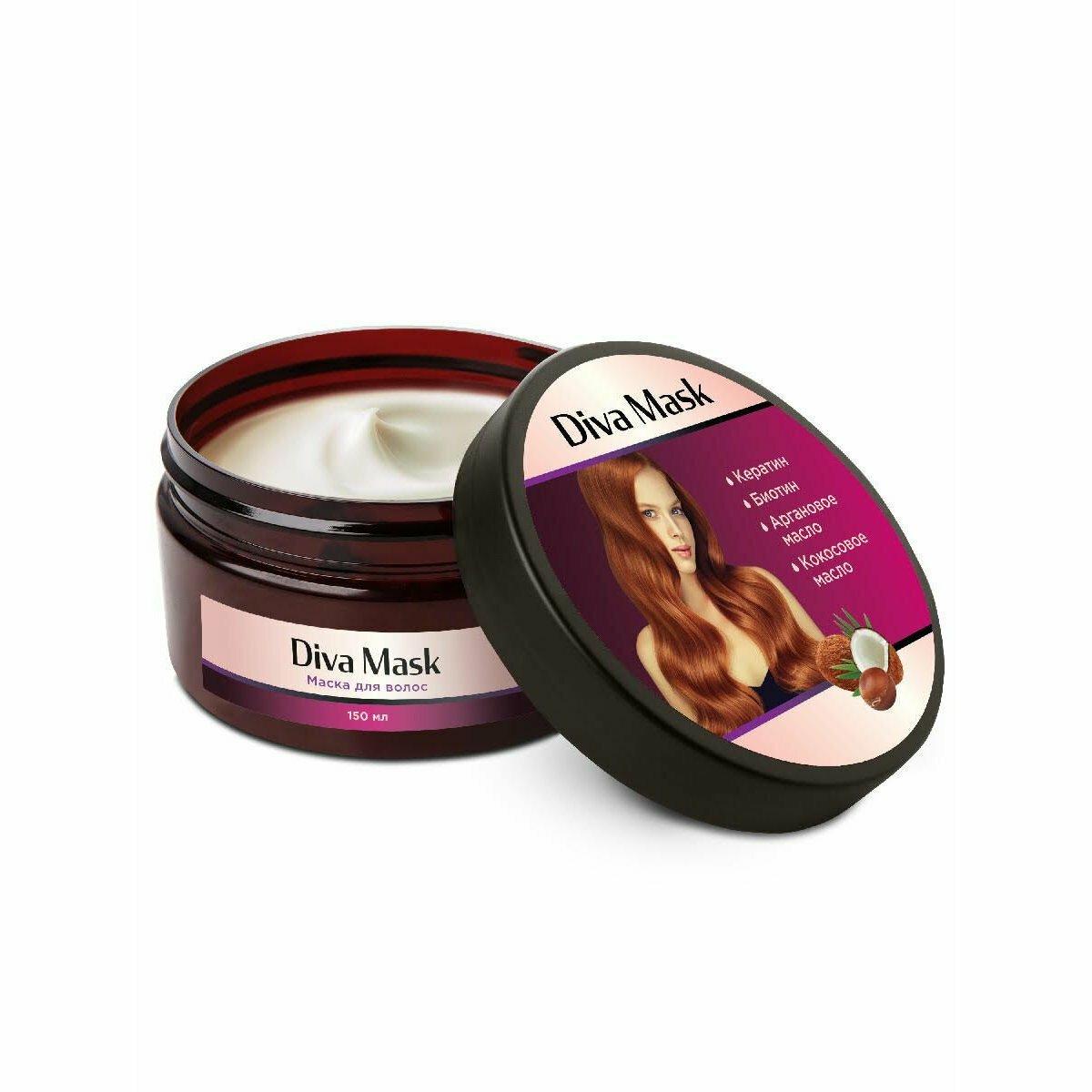 Diva Mask для укрепления и здоровья волос в Уфе
