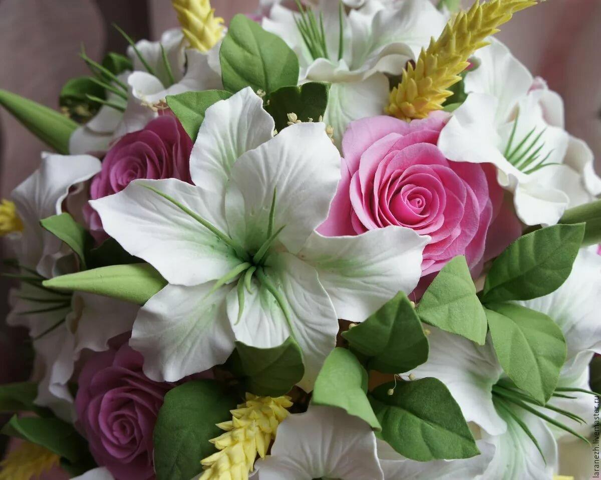 Картинки очень красивые букеты цветов фото