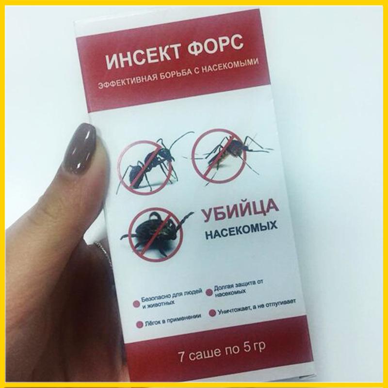 Инсект Форс от насекомых в Воронеже