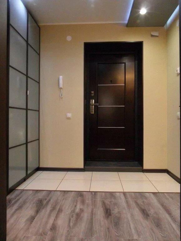 картинки ламината с плиткой в коридоре фото если решили