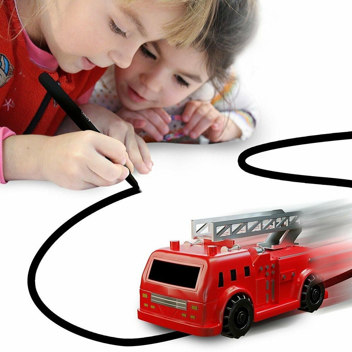 Inductive car - инновационная игрушка в Салавате