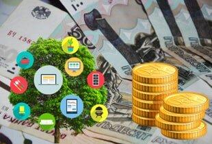 микрокредит деньги на карту раздельный учет ндс с процентами по займу
