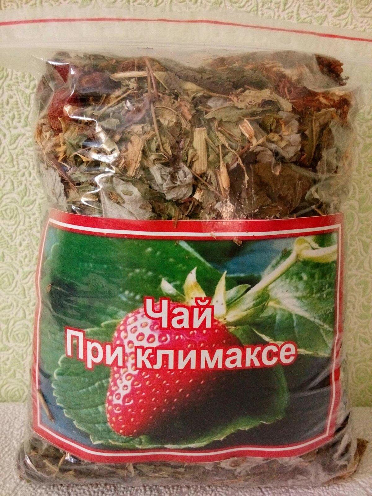 Монастырский чай при климаксе в Семее