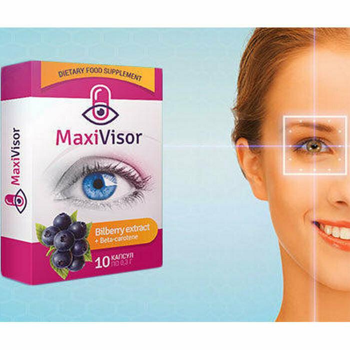 MaxiVisor для зрения в Магнитогорске