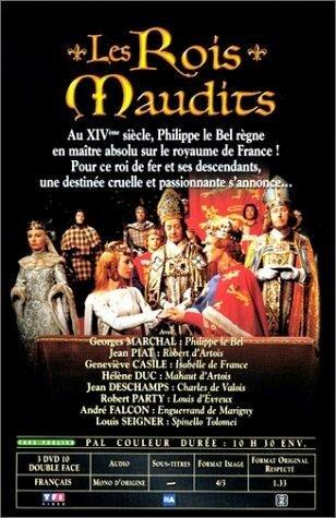 Проклятые короли (Франция, 1972 год) смотреть онлайн