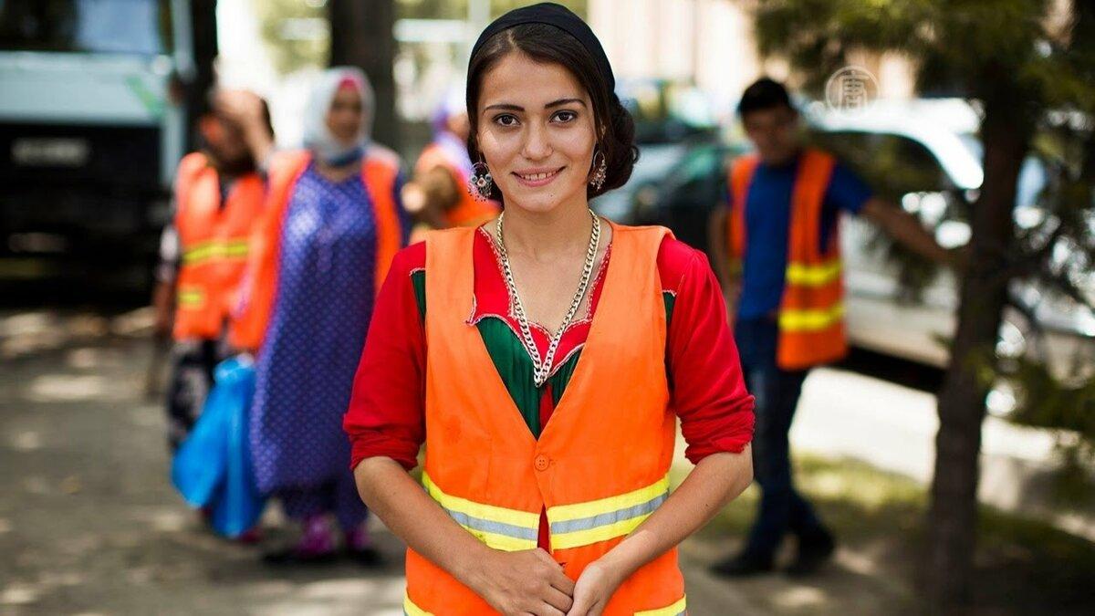 Самые красивые девушки таджикистана — img 7