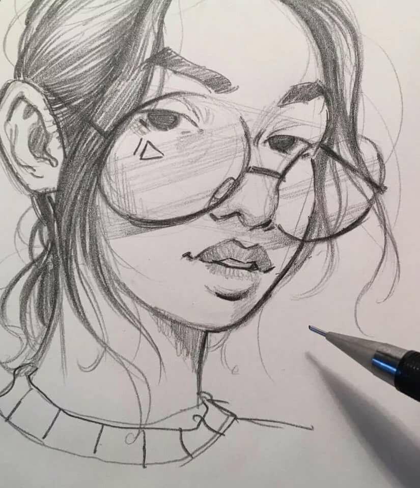 Драгоценности рабочий, прикольные современные рисунки карандашом