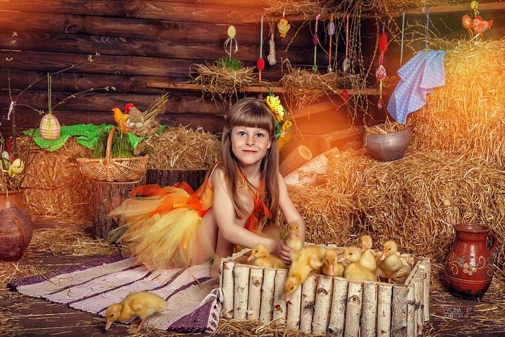 заболевания при фотостудии с кроликами и утятами основными клиентами являются