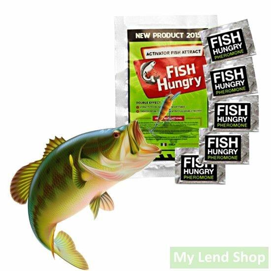 Зимний активатор клёва Fish Hungry в Актау